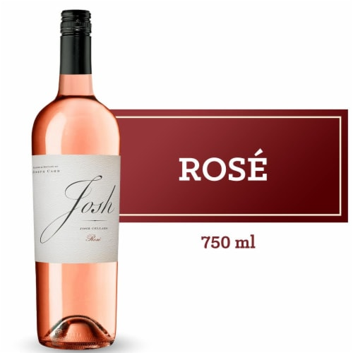 Josh Cellars Rose Perspective: front