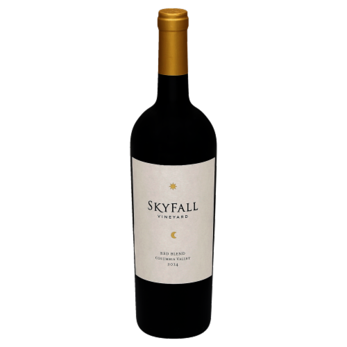 Skyfall Red Blend Perspective: front