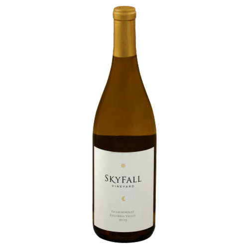Skyfall Chardonnay Perspective: front