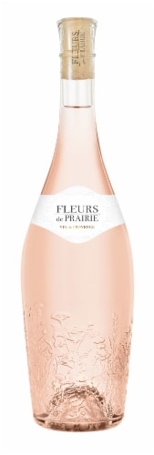 Fleurs de Prairie Rose Perspective: front