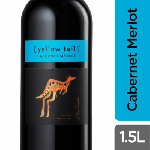 Yellow Tail Cabernet-Merlot Perspective: front