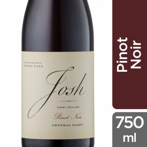 Josh Cellars Pinot Noir Perspective: front