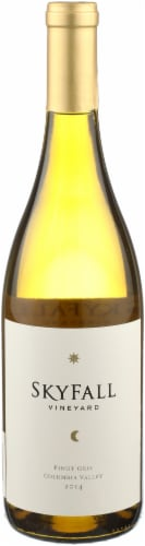 Skyfall Pinot Gris Perspective: front