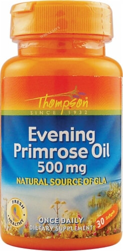 Thompson  Evening Primrose Oil Perspective: front