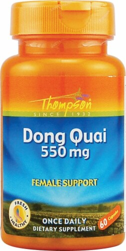 Thompson  Dong Quai Perspective: front