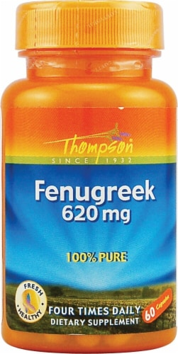 Thompson  Fenugreek Perspective: front
