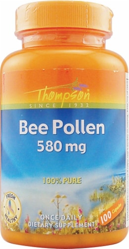 Thompson  Bee Pollen Perspective: front