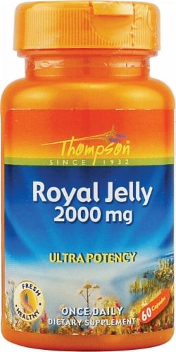 Thompson  Royal Jelly Perspective: front