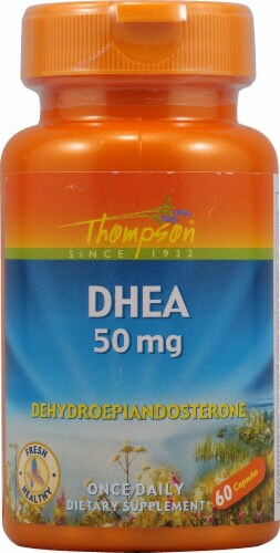 Thompson  DHEA Perspective: front