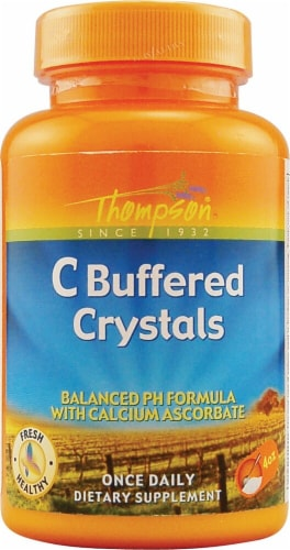 Thompson  C Buffered Crystals Perspective: front