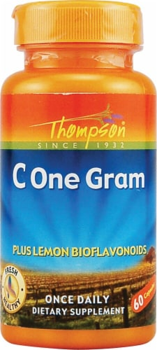 Thompson  C One Gram Capsules Perspective: front