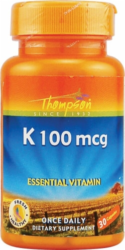 Thompson  K Capsules Perspective: front
