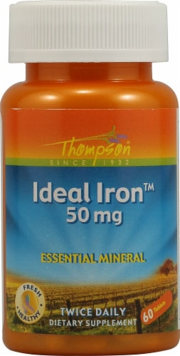 Thompson  Ideal Iron™ Perspective: front