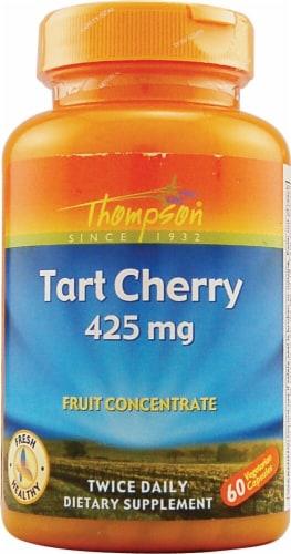Thompson  Tart Cherry Perspective: front