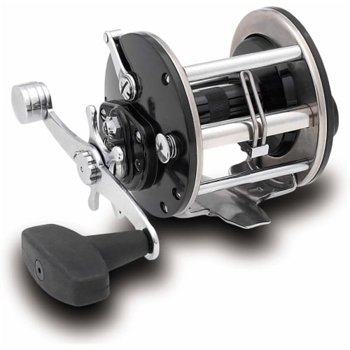 Penn 309MCP Level Wind 300 Yard 30 Pound Right Handed Mechanical Fishing Reel Perspective: front