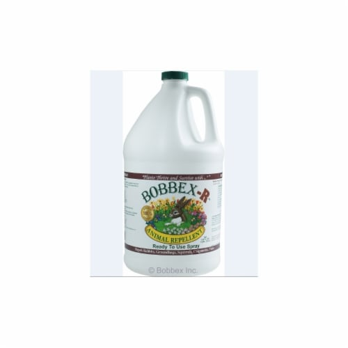 Bobbex-R B550205 Animal Repellant Ready to use Gallon Refill Bottle Perspective: front