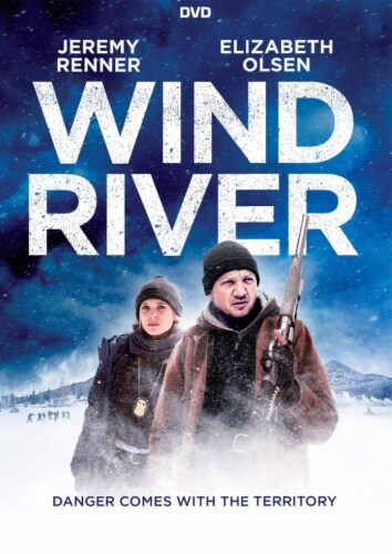 Wind River (2017 - DVD) Perspective: front