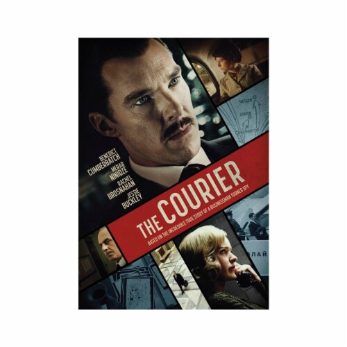 The Courier (DVD) Perspective: front