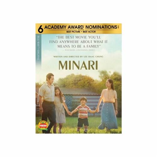 Minari (Blu-Ray + Digital Copy) Perspective: front