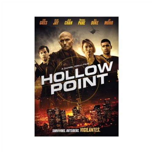 Hollow Point (DVD) Perspective: front