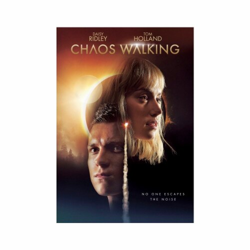 Chaos Walking (DVD) Perspective: front