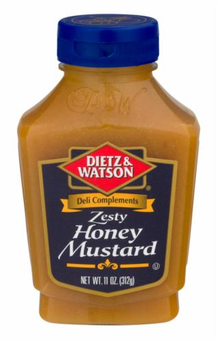Dietz & Watson Zesty Honey Mustard Perspective: front