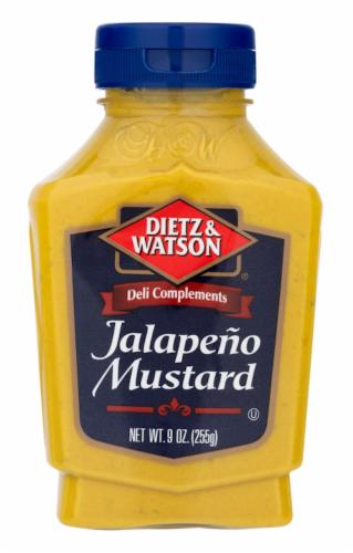 Dietz & Watson Jalapeno Mustard Perspective: front