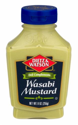 Dietz & Watson Wasabi Mustard Perspective: front
