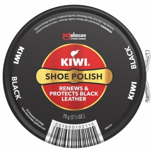 Kiwi Paste Polish - Black Perspective: front