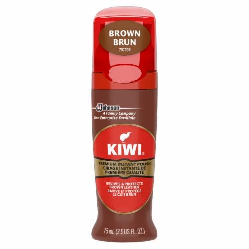KIWI® Color Shine Premiere Instant Shoe Polish Perspective: front