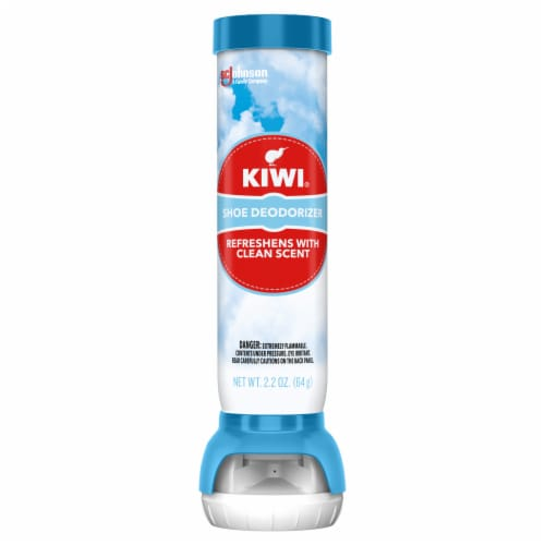 Kiwi Shoe Refreshener Perspective: front
