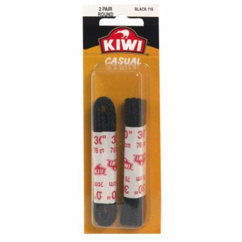 30 Inch Round Kiwi Casual Laces Perspective: front