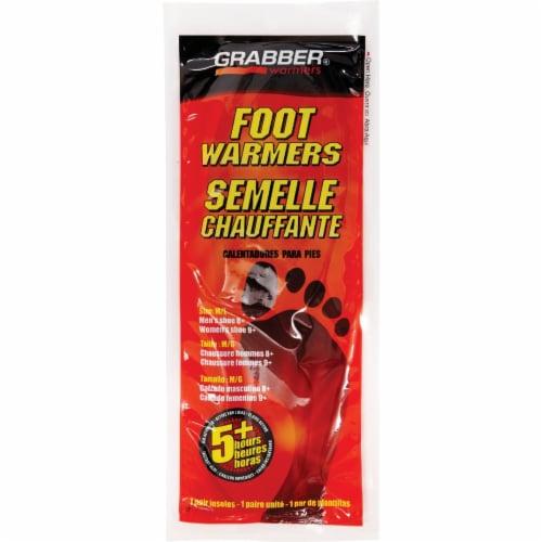 Grabber Medium/Large Foot Warmer CSFWML12 Pack of 12 Perspective: front