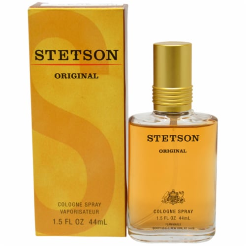 Stetson Original Cologne Spray Perspective: front