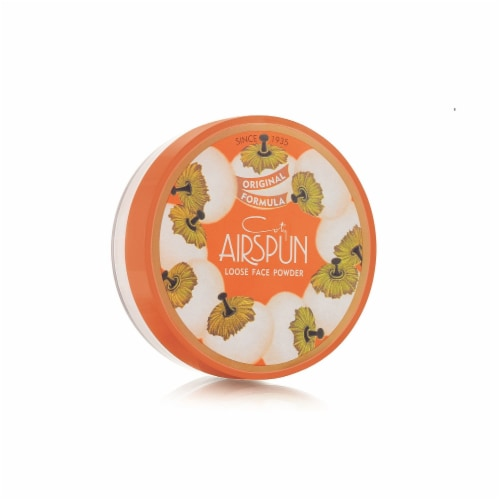 Airspun Original Formula 070-41 Loose Face Powder Perspective: front