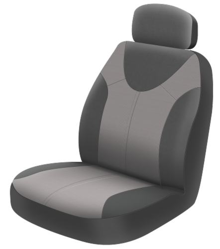 Roadwear Brixton with iFit™ Seat Cover Perspective: front
