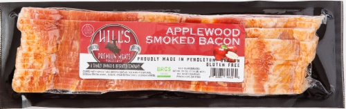 Hill's Applewood Smoked Bacon Perspective: front