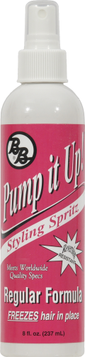 BB Pump It Up Styling Spritz Perspective: front