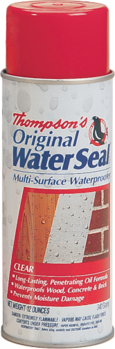 Thompson's® Original WaterSeal Multi-Surface Waterproofer - Clear - 12 Ounce Perspective: front