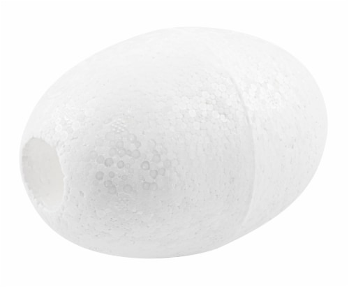 Danielson® Rope Float Egg Perspective: front