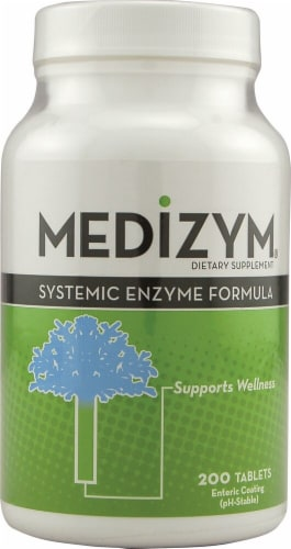 Naturally Vitamins  Medizyme® Perspective: front