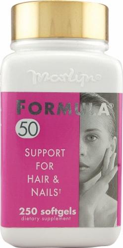Naturally Vitamins Marlyn® Formula 50 Perspective: front