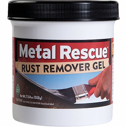 Metal Rescue 17.64 Oz. Rust Remover Gel 17-MRG Perspective: front