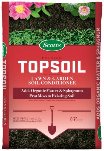 Scotts® Premium Topsoil Perspective: front