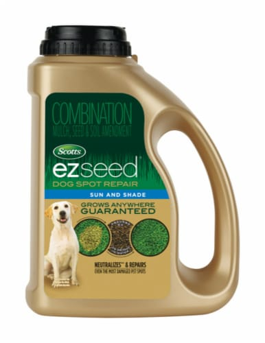 Scotts® Ez Seed Dog Spot Repair Sun and Shade Perspective: front