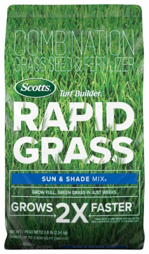 Scotts 5.6# Rpd Ss Grass Seed 18213 Perspective: front