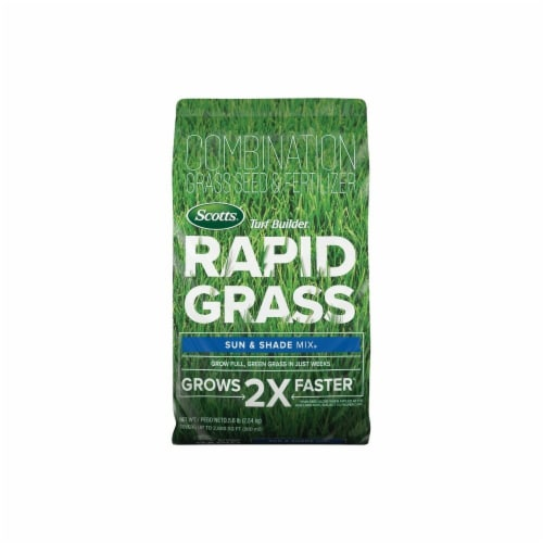 Scotts 16# Rpd Ss Grass Seed 18216 Perspective: front