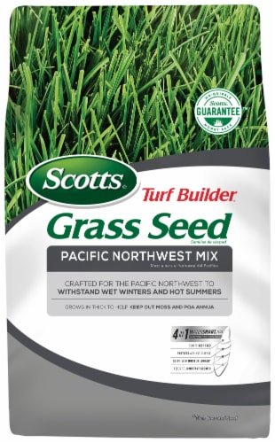 Scotts® Turf Builder Pacific Northwest Mix Grass Seed Perspective: front