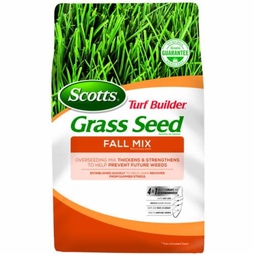 Scotts 3lb Tb Fall Grass Seed 18287 Perspective: front