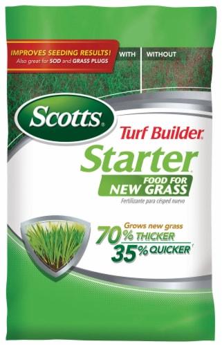 Scotts® Turf Builder Starter Fertilizer Perspective: front